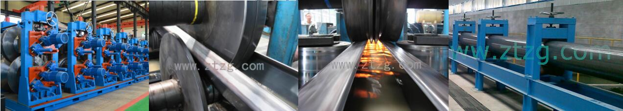 Steel Pipe Making Machine Suppliers