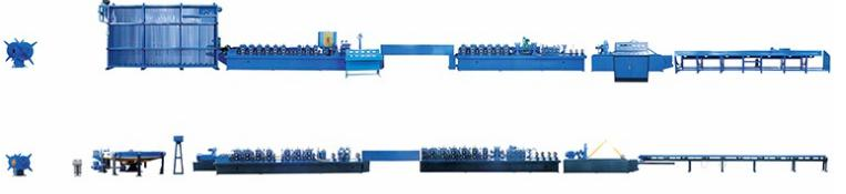 Carbon Steel Pipe Mill